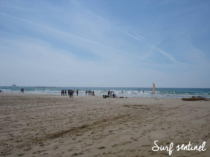 Photo du spot Siouville à Siouville-Hague : Prévisions de vagues en temps réel