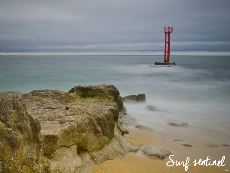 Photo du spot Barre d'Etel à Plouhinec : Prévisions de vagues en temps réel
