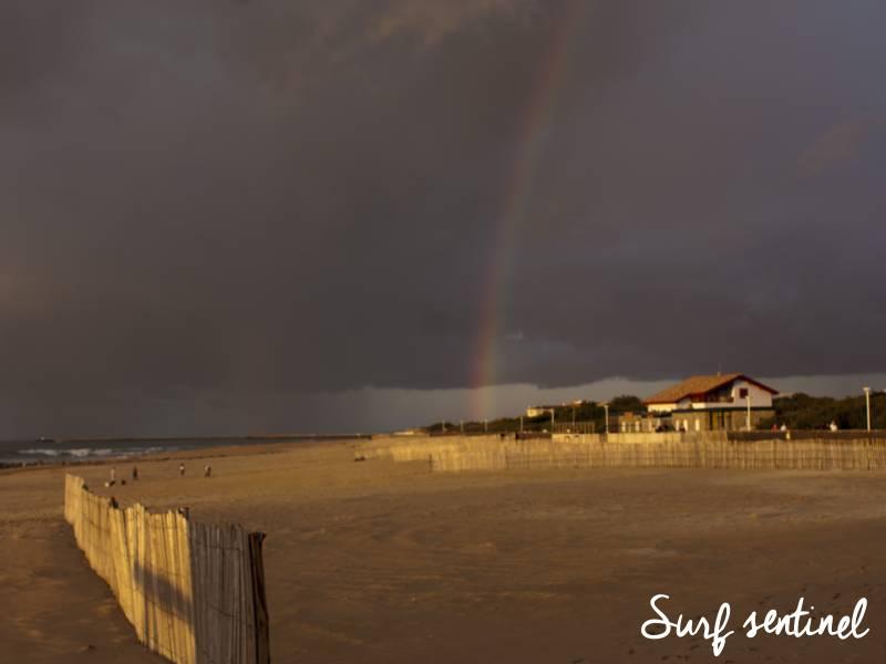 Photo du spot La Madrague (Anglet) à Anglet : Prévisions de vagues en temps réel