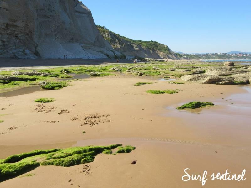 Photo du spot Erretegia à Bidart : Prévisions de vagues en temps réel