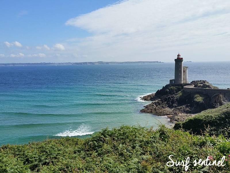 Photo du spot  Le petit Minou à Plouzané : Prévisions de vagues en temps réel