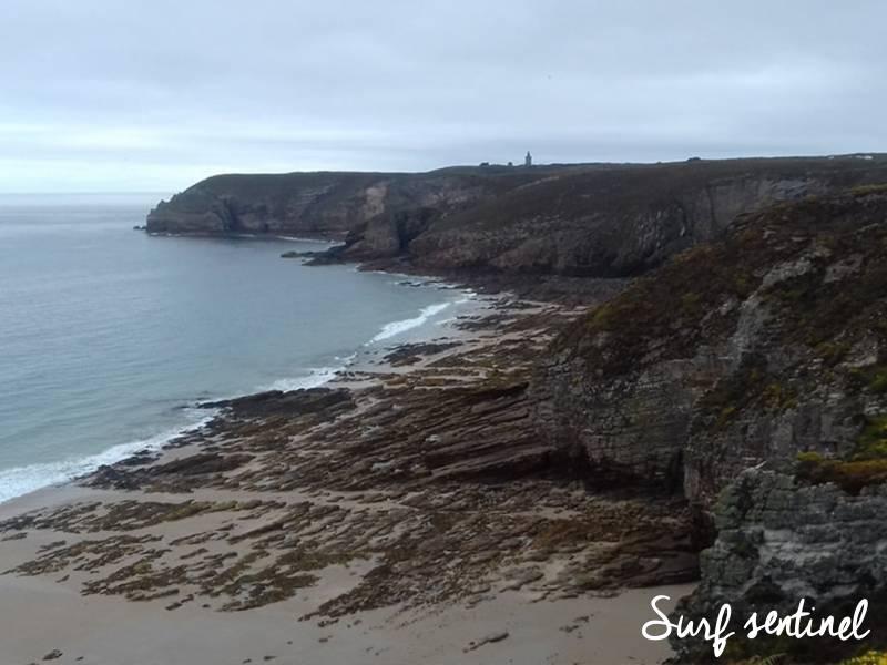 Photo du spot La Fosse à Fréhel : Prévisions de vagues en temps réel