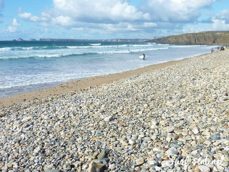Photo du spot La Palue à Crozon : Prévisions de vagues en temps réel