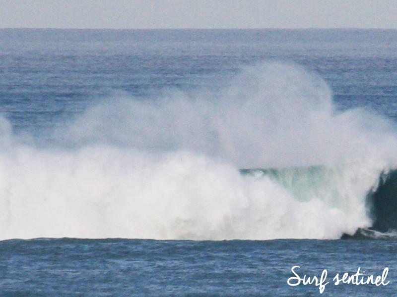 Photo du spot Belharra à Saint-Jean-de-Luz : Prévisions de vagues en temps réel