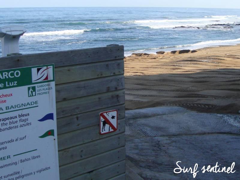 Photo du spot Mayarco à Saint-Jean-de-Luz : Prévisions de vagues en temps réel