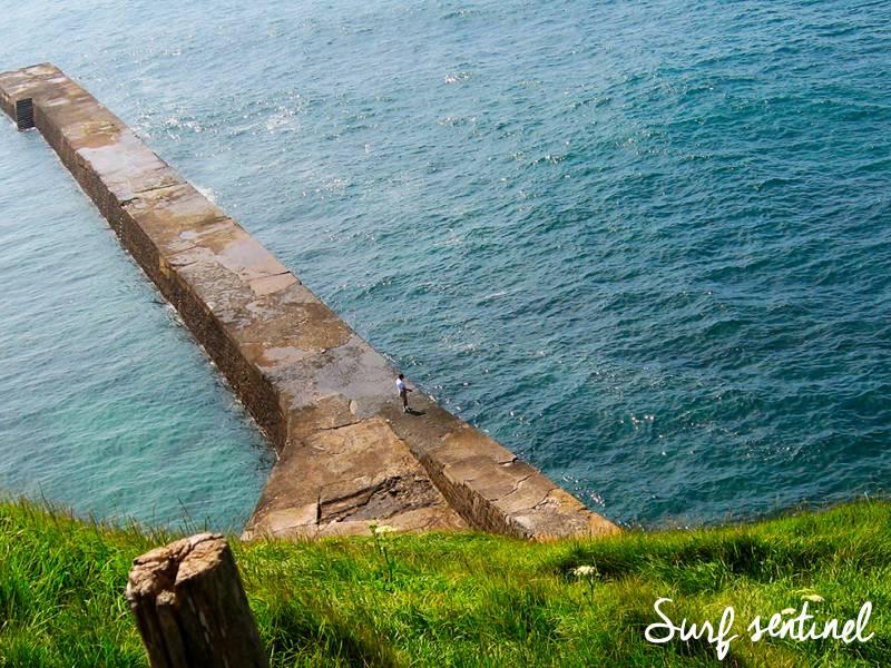 Photo du spot Sainte-Barbe à Saint-Jean-de-Luz : Prévisions de vagues en temps réel
