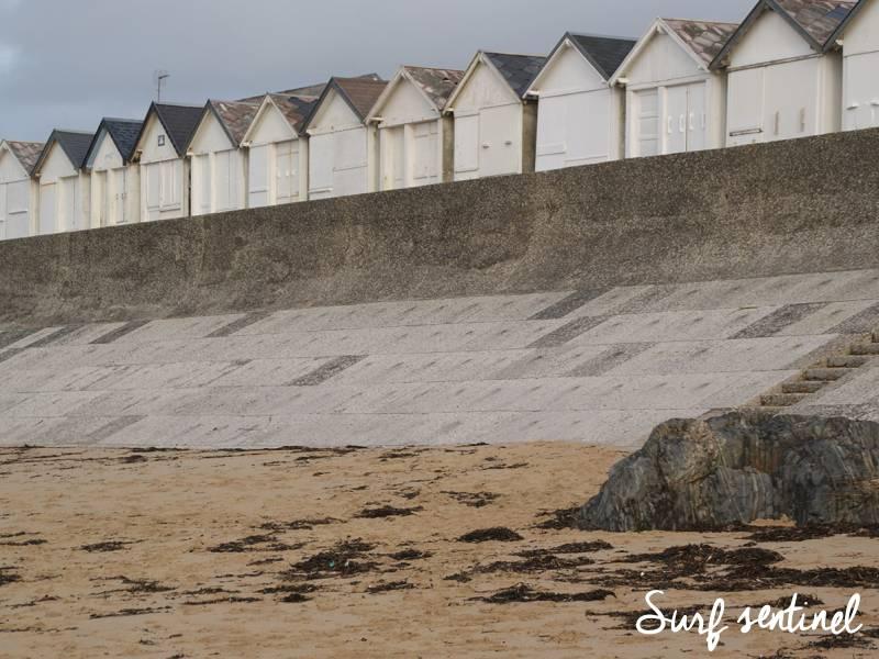 Photo du spot Carolles-Plage à Carolles : Prévisions de vagues en temps réel