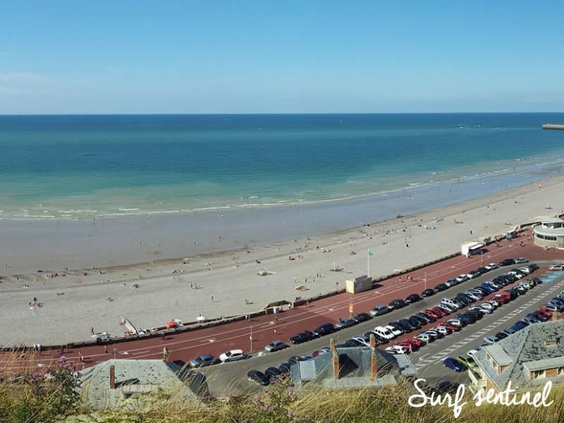 Photo du spot Dieppe à Dieppe : Prévisions de vagues en temps réel