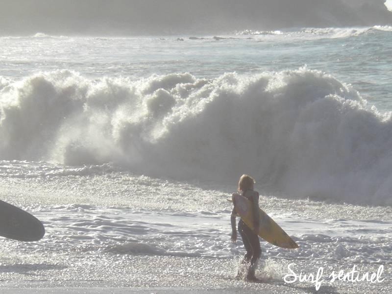 Photo du spot Lafiténia à Saint-Jean-de-Luz : Prévisions de vagues en temps réel