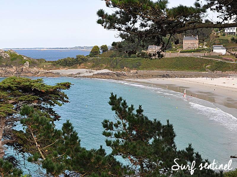 Photo du spot Trestrignel à Perros-Guirec : Prévisions de vagues en temps réel
