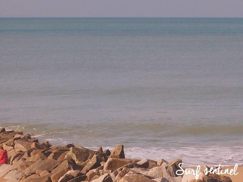 Photo du spot Coutainville à Agon-Coutainville : Prévisions de vagues en temps réel
