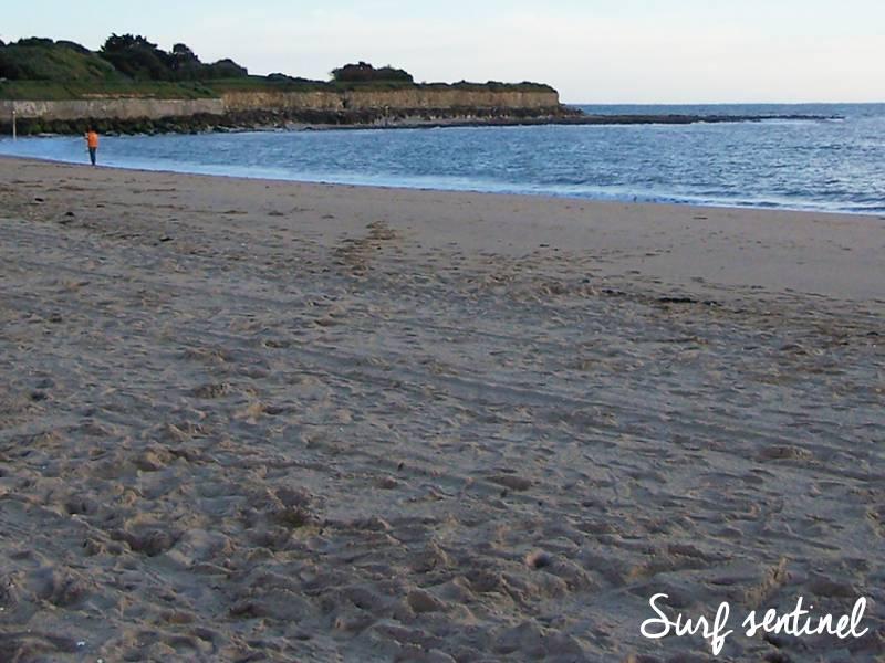 Photo du spot Les Minimes à La Rochelle : Prévisions de vagues en temps réel