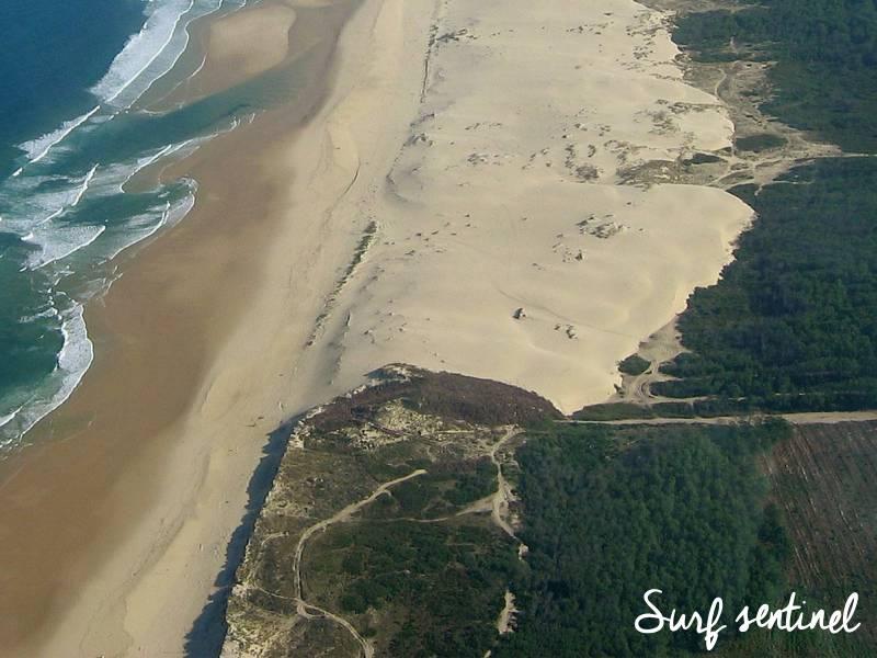 Photo du spot Trencat à La Teste-de-Buch : Prévisions de vagues en temps réel