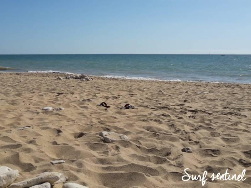 Photo du spot Le Rocher à Longeville-sur-Mer : Prévisions de vagues en temps réel