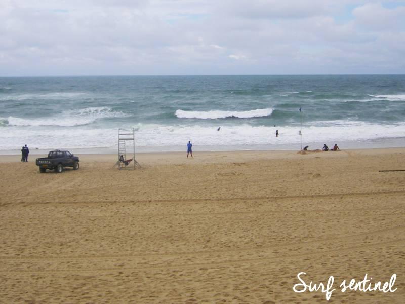 Photo du spot Vieux Boucau à Vieux-Boucau-les-Bains : Prévisions de vagues en temps réel