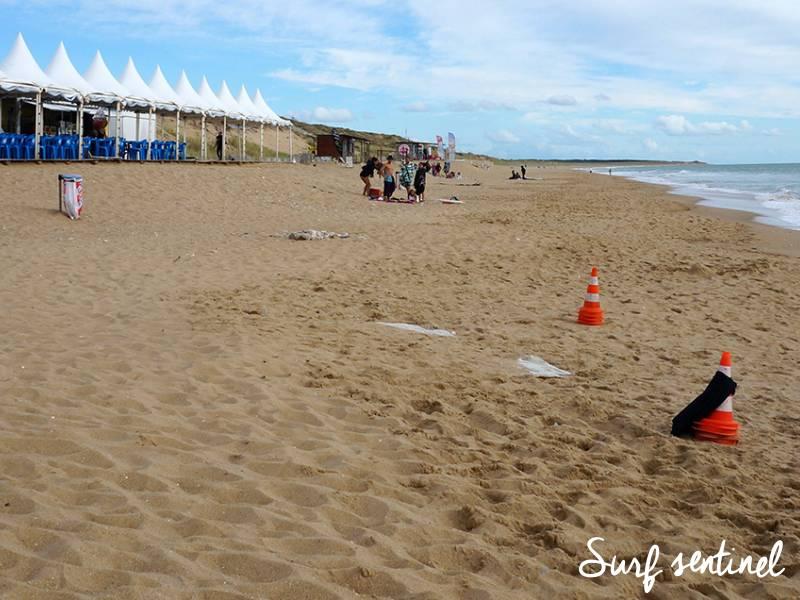 Photo du spot Bud Bud à Longeville-sur-Mer : Prévisions de vagues en temps réel