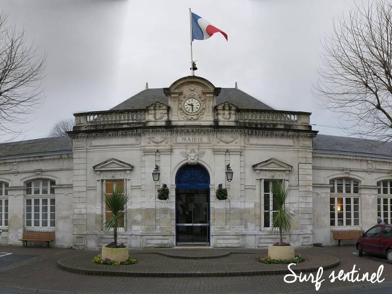 Photo de la ville Châtelaillon-Plage : Prévisions de vagues en temps réel à Châtelaillon-Plage