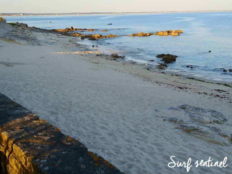 Photo du spot Gavres à Gâvres : Prévisions de vagues en temps réel