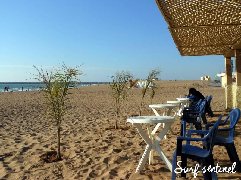 Photo du spot Moun (Mehdia) à Kénitra : Prévisions de vagues en temps réel
