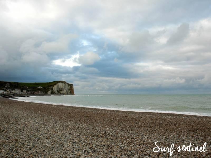 Photo du spot Veulettes à Veulettes-sur-Mer : Prévisions de vagues en temps réel