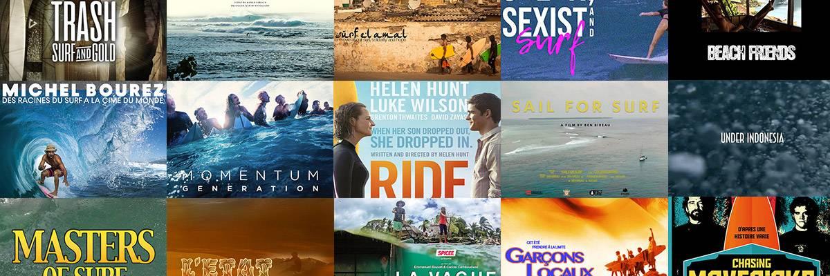 """16 films et séries sur le thème du surf disponibles en VOD """"gratuitement"""""""