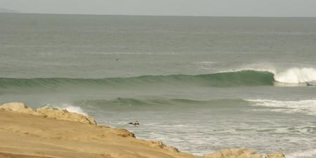 Météo des vagues et surf report sur le spot de surf de  Port Rhu à Saint-Pierre-Quiberon, Morbihan