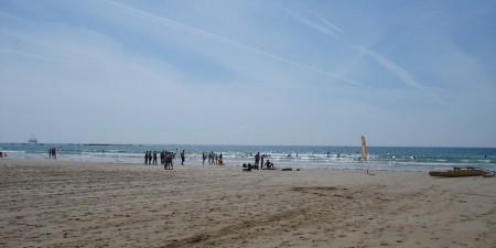 Météo des vagues et surf report sur le spot de surf de  Siouville à Siouville-Hague, Manche