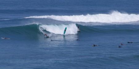 Météo des vagues et surf report sur le spot de surf de   Parlementia à Guéthary, Pyrénées-Atlantiques