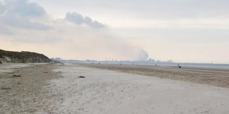 Météo des vagues et surf report sur le spot de surf de  Les Dunes (Parc du Vent) à Dunkerque, Nord