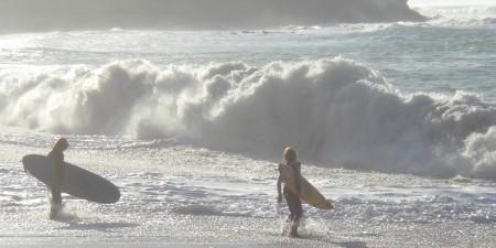 Météo des vagues et surf report sur le spot de surf de  Lafiténia à Saint-Jean-de-Luz, Pyrénées-Atlantiques