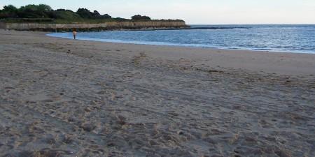 Météo des vagues et surf report sur le spot de surf de  Les Minimes à La Rochelle, Charente-Maritime