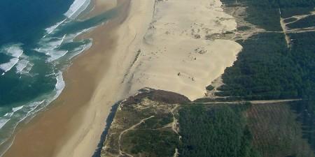 Météo des vagues et surf report sur le spot de surf de  Trencat à La Teste-de-Buch, Gironde