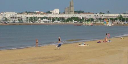 Météo des vagues et surf report sur le spot de surf de  Grande Conche à Royan, Charente-Maritime