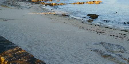 Météo des vagues et surf report sur le spot de surf de  Gavres à Gâvres, Morbihan